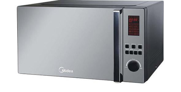Microwave Angled Midea